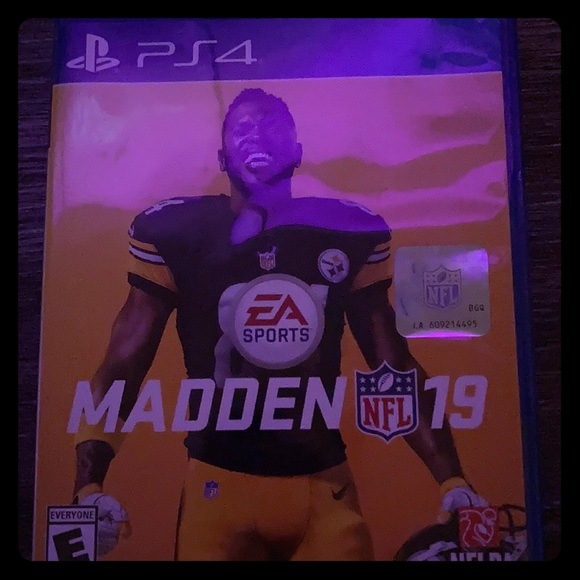 Playstation Other - Madden 19